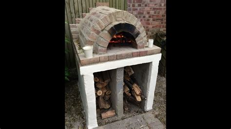 Backyard Pizza Oven Diy by Easy Outdoor Pizza Oven Diy