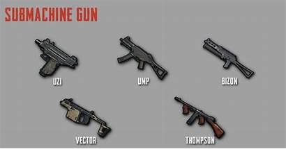 Pubg Mobile Gun Smg Submachine Stats Extender
