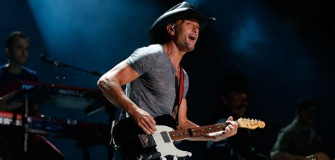 """Tim Mcgraw Doubles Up With Two New Songs """"neon Church"""" And"""