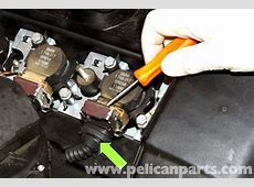 BMW E46 Spark Plug and Coil Replacement BMW 325i 2001