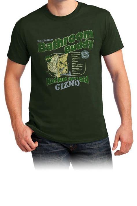 Bathroom Buddy T Shirt by T Shirts