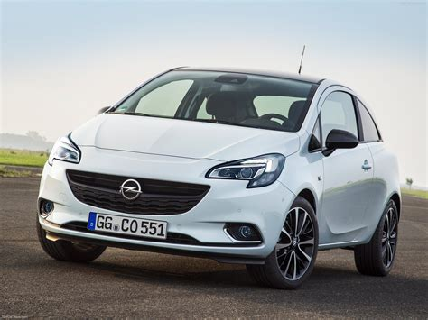 Opel Corsa (2015)  Pictures, Information & Specs