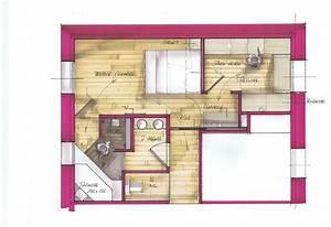 chambre parentale recherche google home sweet home With plan chambre parentale avec salle de bain