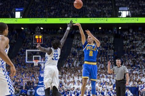 bruin basketball outperforms   wildcats