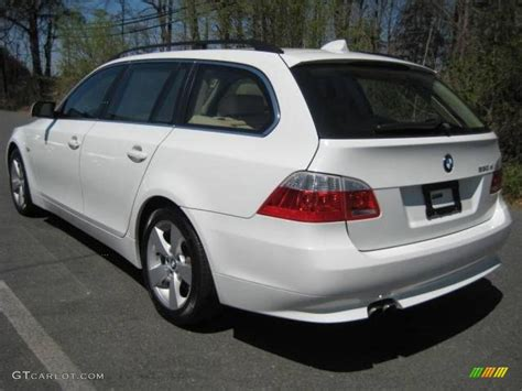 2006 Alpine White Bmw 5 Series 530xi Wagon #15878980 Photo