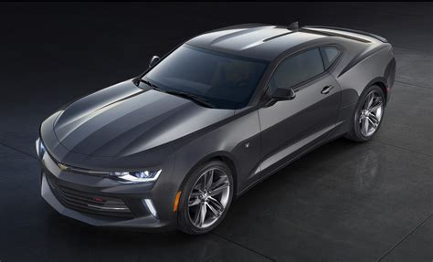 Chevrolet Camaro In Righthand Drive Being Considered