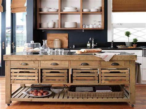 movable island kitchen kitchen island ideas modern magazin