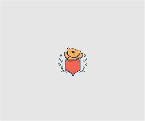 15 Teddy Bear Logo