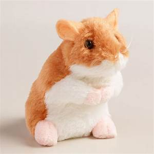 Plush Stuffed Hamster World Market