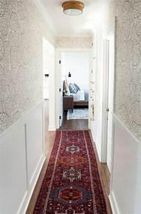Papier Peint Pour Couloir : papier peint pour couloir int rieurs couleurs home ~ Melissatoandfro.com Idées de Décoration