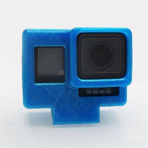 print parts  gopro hero  mount  drones