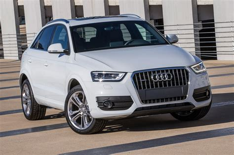 Confirmed 2018 Audi Q3 Small Crossover Headed To America
