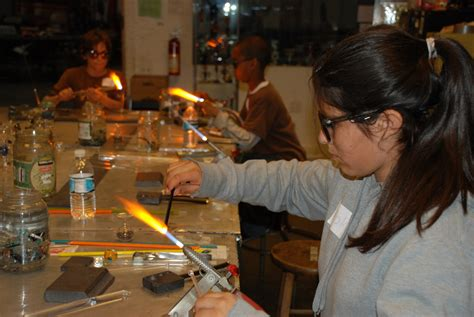 bay area industrial arts school  crucible features