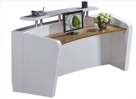 cheap salon reception desk factory price cheap small modern beauty reception desk for
