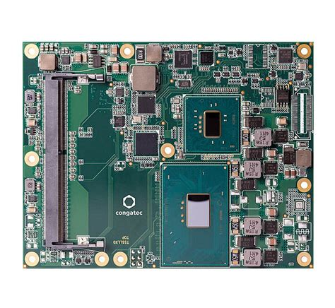 congatec conga-TS175/E3-1505LV6 COM Express Typ 6 Basic Modul