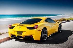 111 Ferrari 458 Italia HD Wallpapers Background Images