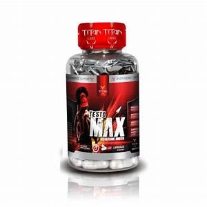 Titan Labs Testo Max