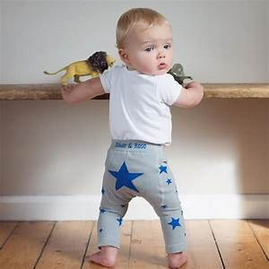 Blade u0026 Rose Star Leggings for Baby Boys