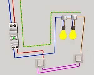 Schema Electrique Va Et Vient 3 Interrupteurs : schema electrique va et vient schema va et vient cours electronique et cours electricit ~ Medecine-chirurgie-esthetiques.com Avis de Voitures