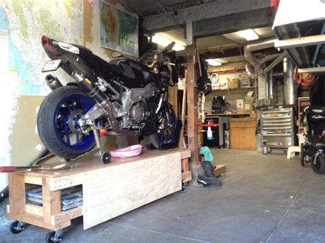 share  motorcycle work bench pictures  page
