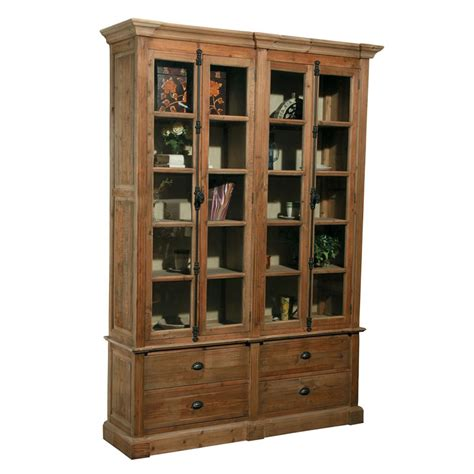 Pine Bookcases Furniture by Furniture Classics 84271 Fc Office Pine