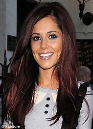 Dark Brown with Red Tint Hair Color