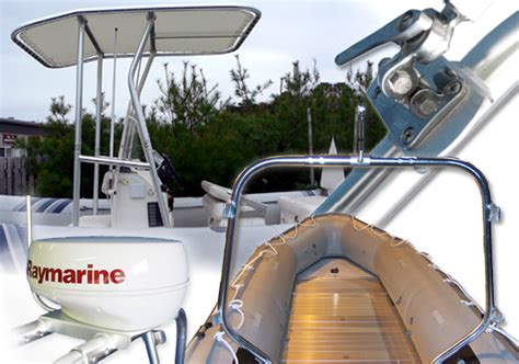 Zodiac Boat Light Bar by Atlantic Towers Boat Products