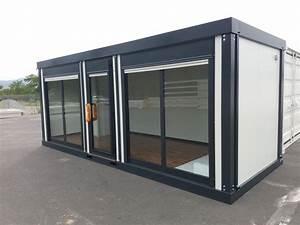 Bungalow Pro Vente Bungalow De Chantier Containers