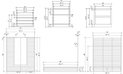 build bedroom furniture  pine boards construction
