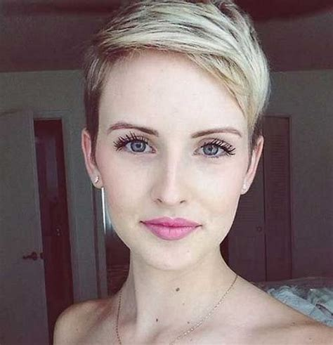 Pixie Crop Hairstyles by Two Tone Pixie Crop Haircuts 2017 Hairstyles Ideas