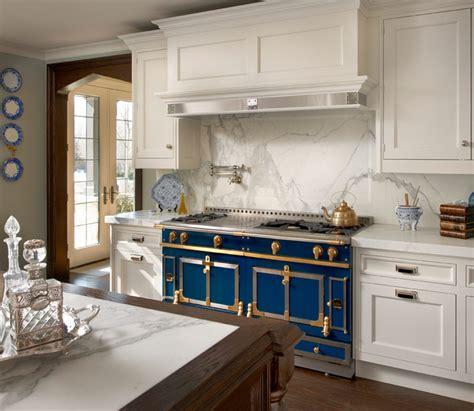 la cornue chateau transitional kitchen o brien harris