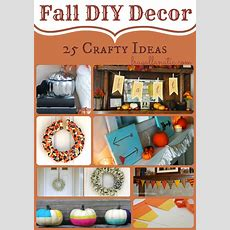 Diy Fall Decorations  Frugal Fanatic