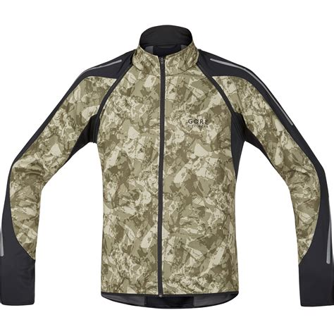 Gore Bike Wear  Phantom Print 20 Windstopper Softshell