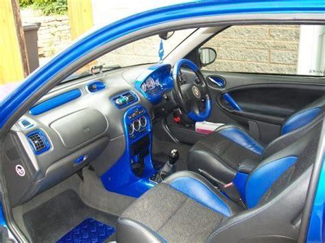 LouZRBabe's Garage :: MG ZR Show Car