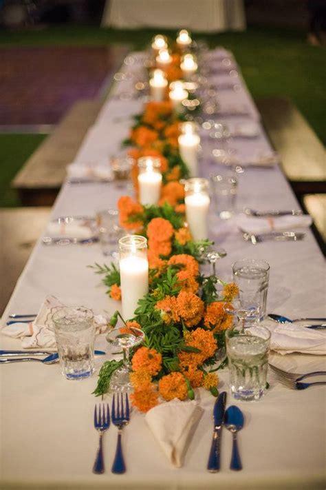 marigold wedding ideas  pinterest indian