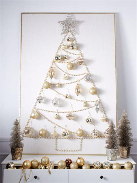 ideas  wall christmas tree  pinterest alternative christmas tree christmas trees