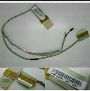 Jual Kabel Flexible Lcd Laptop Asus A43 K43 K43e K43s K43sa K43sj K43sv A43s X43s  Dd0kj1lc000