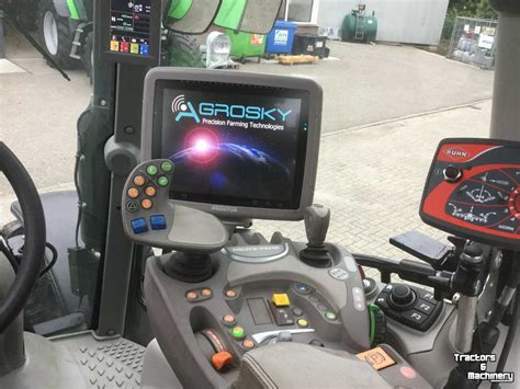 Topcon Agrosky Gps Steering Systems And Attachments In