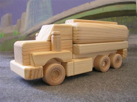 mini project wooden trucks  woodtoyz  lumberjocks