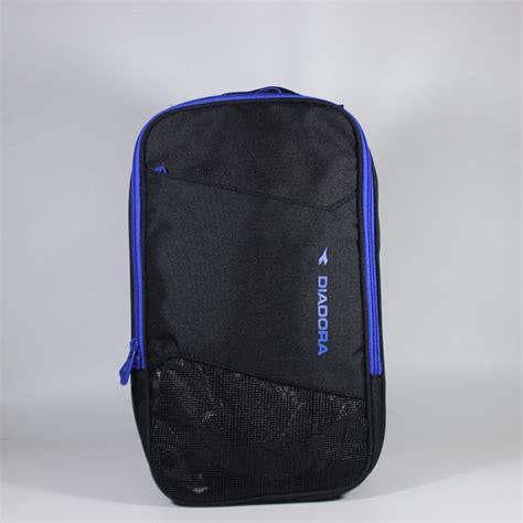 tas sepatu diadora shoe bag 7204 black sporti id