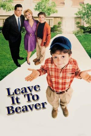 leave   beaver