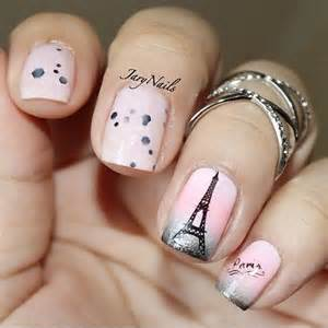 About paris nail art on nails newspaper