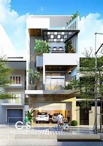 50 Narrow Lot Houses That Transform A Skinny Exterior Into