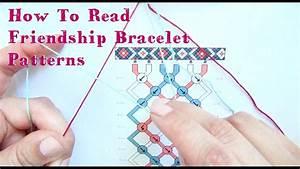 How To Read Friendship Bracelet Patterns  U2665 Tutorial