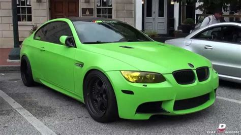 matte green matte green bmw e92 m3 youtube