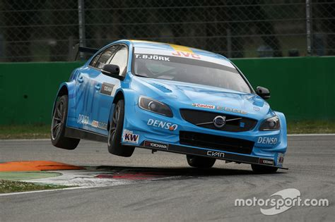 Volvo S60 Racing by Thed Bj 246 Rk Polestar Cyan Racing Volvo S60 Polestar Tc1