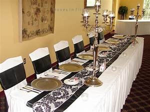 Chair Covers of LansingTable Decorations