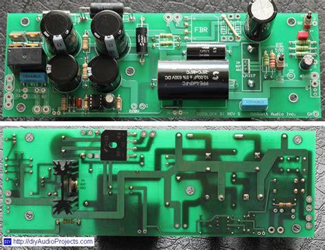 oddwatt audio  srpp kt push pull monoblock tube