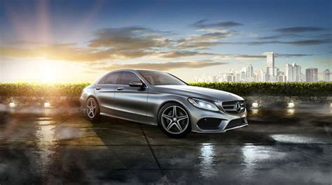 Mercedes C Class Sedan Wallpapers by The All New 2015 Mercedes C Class 4matic Sedan In