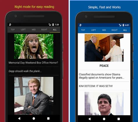 Drudge Mobile App by 7 Best Drudge Report Apps For Android Android Apps For